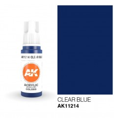Clear Blue AK Interactive