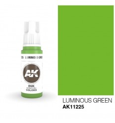 Luminous Green INK AK Interactive