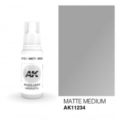 Matte Medium AK Interactive