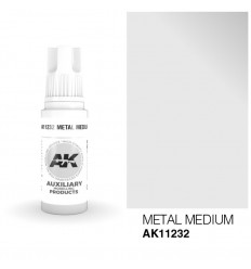 Metal Medium AK Interactive