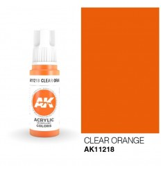 Clear Orange AK Interactive