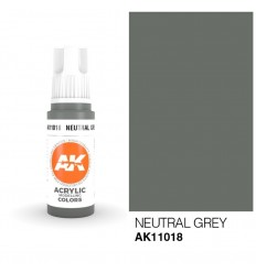 Neutral Grey AK Interactive